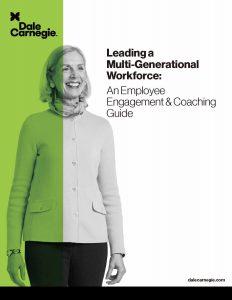 Leading a Multi-Generational Workforce
