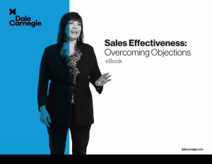 Sales Effectiveness: Overcoming Objections