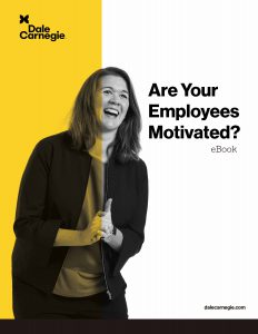 Are Your Employees Motivated?