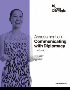 Assessment on Communicating with Diplomacy
