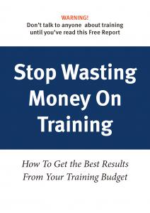 Stop Wasting Money On Training