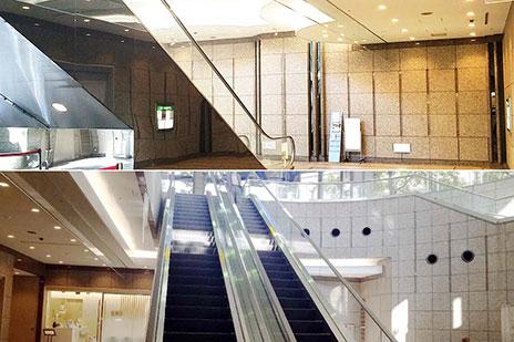 溜池山王駅からの経路 STEP5
